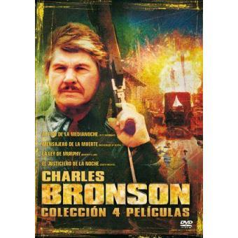 Pack Charles Bronson - DVD