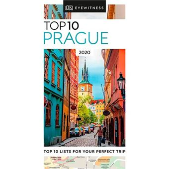 DK Eyewitness Travel Guide - Top 10 - Prague