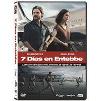7 días en Entebbe: - DVD