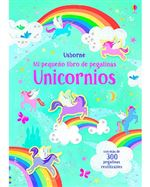 Mi pequeño libro de pegatinas - Unicornios