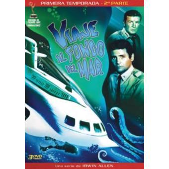 Viaje al fondo del mar - Temporada 1 - Volumen 2 - DVD
