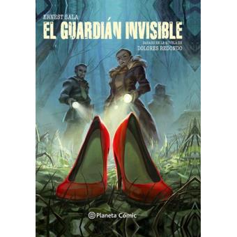 El guardián invisible. La novela gráfica