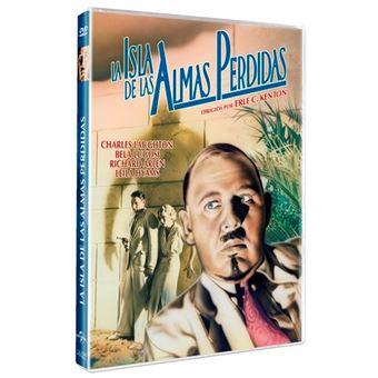 La isla de las almas perdidas - DVD