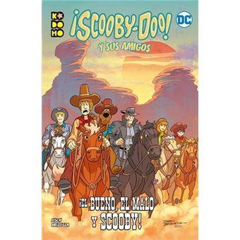 ¡Scooby-Doo y sus amigos!: ¡El bueno, el malo y Scooby!