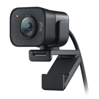 Webcam Logitech StreamCam Grafito