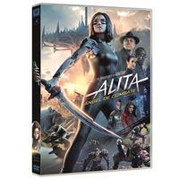 Alita: Ángel de combate - DVD