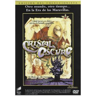 Cristal oscuro - DVD