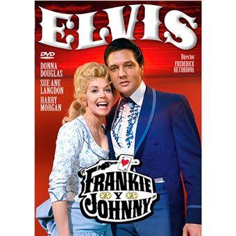 Frankie y Johnny - DVD