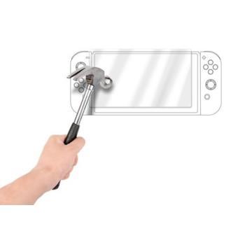 Protector pantalla Nintendo Switch Screen Protection Cristal templado