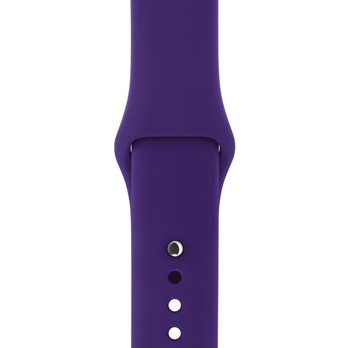 Correa Apple Watch Band Deportiva Violeta S/M y M/L (38 mm)