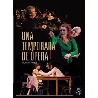Una temporada de ópera V.O.S. - DVD