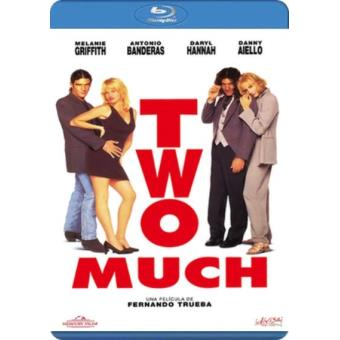 Two Much - Blu-Ray