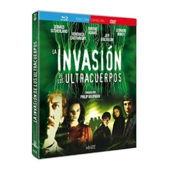 La invasión de los ultracuerpos - Blu-Ray + DVD