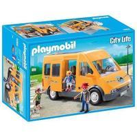 Playmobil Colegio  Autobús escolar
