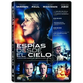 Espías desde el cielo - DVD