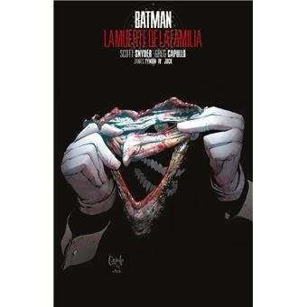 Batman: La muerte de la familia Edición Deluxe