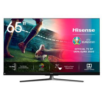 TV ULED 65'' Hisense 65U8QF 4K UHD HDR Smart TV Full Array