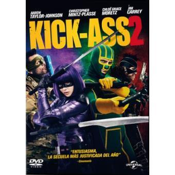 Kick-Ass 2: Con un par - DVD