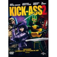 Kick-Ass 2: Con un par - DVD