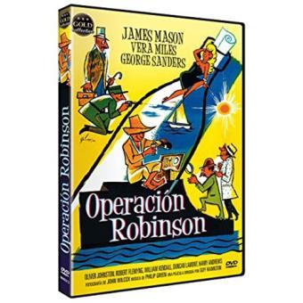 Operación Robinson - DVD