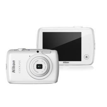 Nikon Coolpix S01 Blanco Compacta Digital