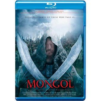 Mongol - Blu-Ray