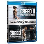 Pack Creed I + II. La Leyenda De Rocky - Blu-Ray