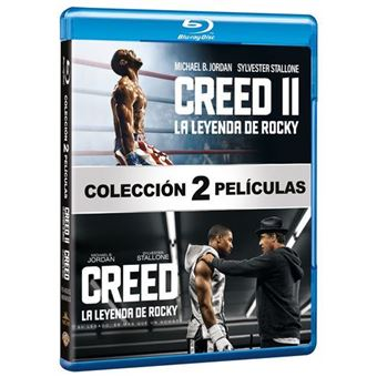 Pack Creed I + II. La Leyenda De Rocky - Blu-Ray