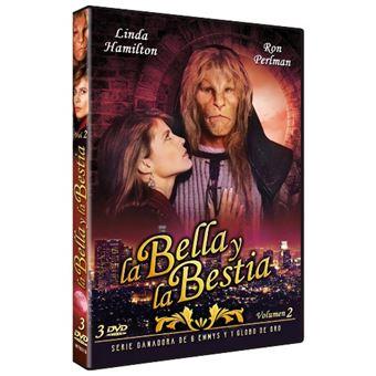 La Bella y la Bestia  Temporada 2 - DVD