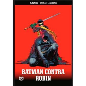 Batman, la leyenda 17 - Batman contra Robin