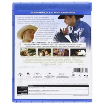 Brokeback Mountain (En terreno vedado) - Blu-Ray