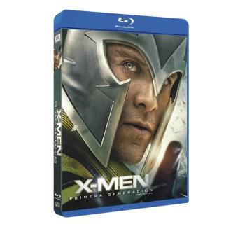 X-Men Primera generación - Blu-Ray