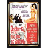 El doctor G y máquina de bikinis - DVD
