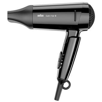 Secador de viaje Braun Satin Hair 3 Style&Go HD350 Negro