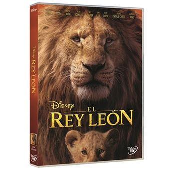 El Rey León (2019) - DVD