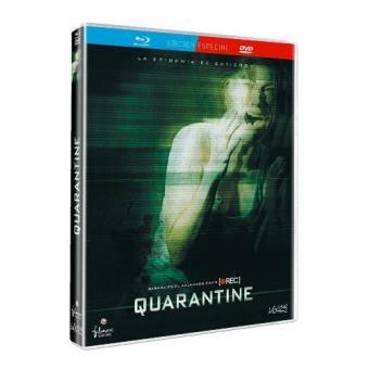 Quarantine - DVD + Blu-Ray