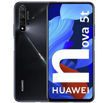 Huawei Nova 5T 6,26'' 128GB Negro