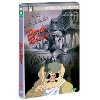 Porco Rosso (Estuche metálico) - DVD