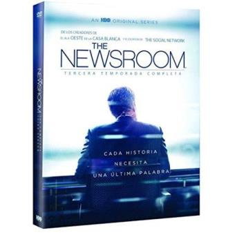 The Newsroom  Temporada 3 - DVD