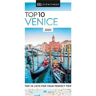 DK Eyewitness Travel Guide - Top 10 - Venice