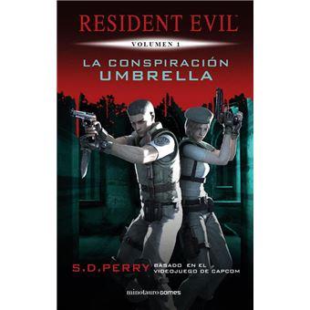 Resident Evil: La Conspiración Umbrella