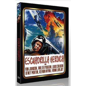 Escuadrilla heroica - DVD