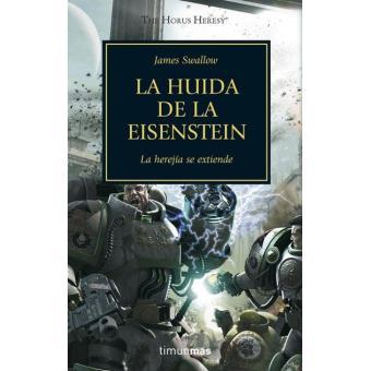 La herejía de Horus 4. La huida de la Eisenstein