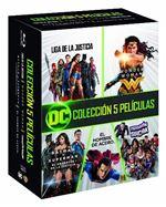 DC Colección - 5 películas - Blu-Ray