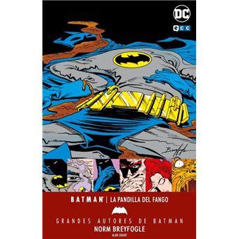 Batman: La pandilla del fango - Grandes autores de Batman: Norm Breyfogle