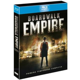 Boardwalk EmpireBoardwalk Empire  Temporada 1 - Blu-Ray