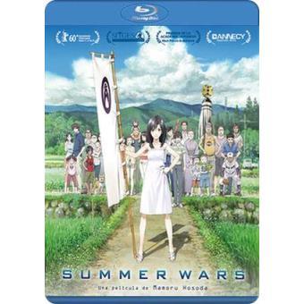 Summer Wars - Blu-Ray