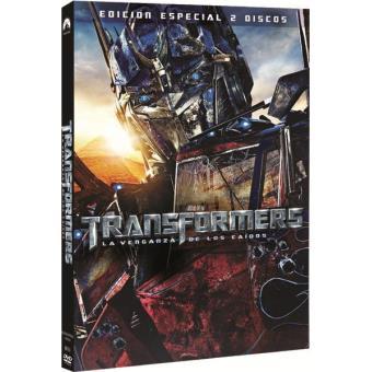 Transformers 2 Ed Especial - DVD