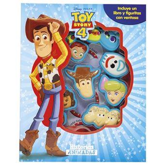 Toy Story 4. Historias animadas