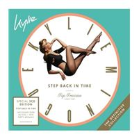 Step Back In Time: The Definitive Collection - 3 CDs